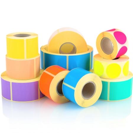 Plain / Stock Labels – Foy Sales & Marketing – Labelling